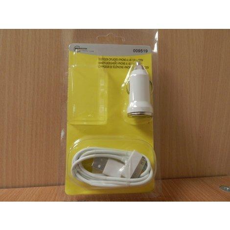 30 Pins USB Kabel & Autolader