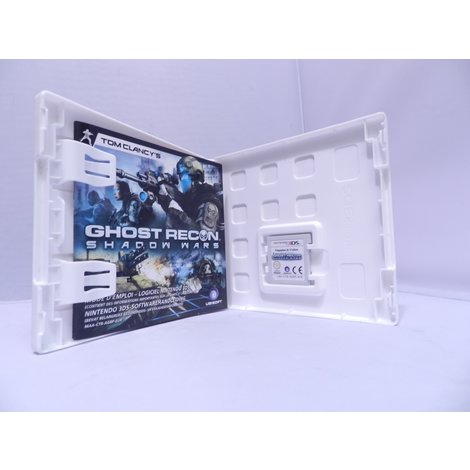 Tom Clancy's Ghost Recon Shadow Wars - 3DS