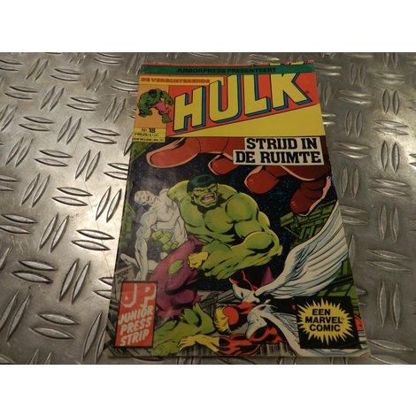 De Verbijsterende Hulk - Strijd in de Ruimte | Juniorpress