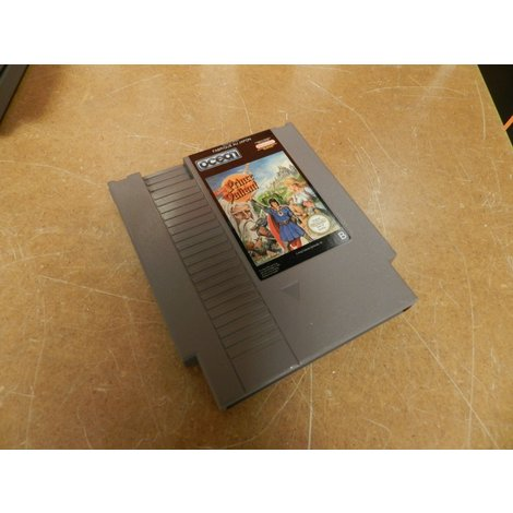 Prince Valiant - Nintendo NES