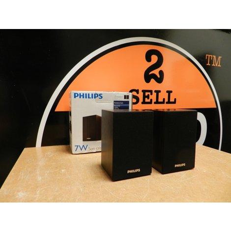 Philips SPA20 | 7W computer speakers - Nieuw!
