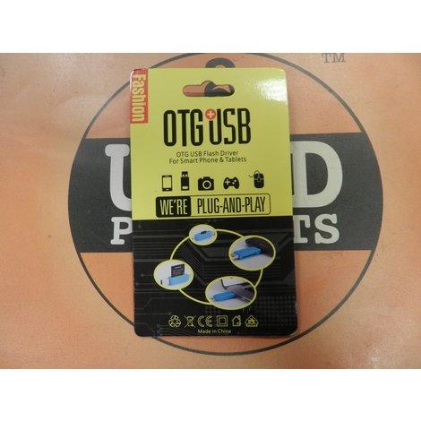 OTG usb flash drive for smartphones NIEUW