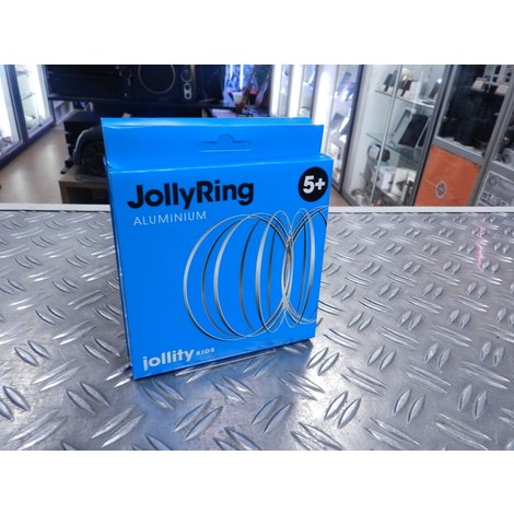 Jolly Ring - Aluminium | Nieuw In Doos