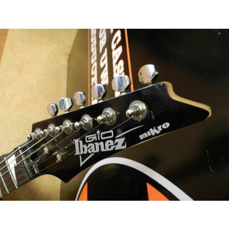Ibanez GRG170DX-BKN Mikro | Zwart | In goede staat