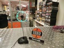 USB Ventilator | Digitale Klok | In goede staat