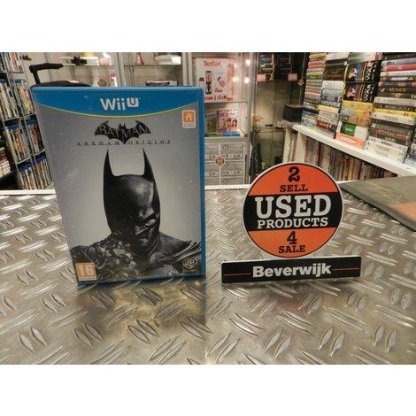Batman Arkham Origins Nintendo Wii U Game | In Prima Staat