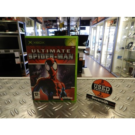 Ultimate Spider-Man - Xbox Classic | In goede staat