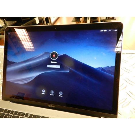 Apple MacBook 2016 12 Inch 8GB Ram - 512 GB SSD - In Zeer Goede Staat