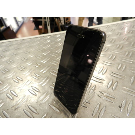 Apple iPhone 5S 16 GB Space Gray in Prima staat