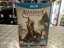 Assassin's Creed 3 - Wii-U game
