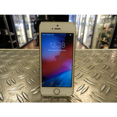 Apple iPhone 5S 16GB Gold - In Goede Staat