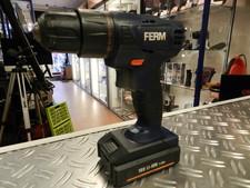 Ferm Ferm CDM1134 Accuboormachine 16V 1.5Ah - In Nette Staat