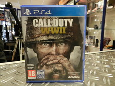 Sony Call Of Duty: WWII - PS4 Game
