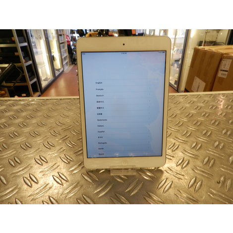 iPad Mini Silver 16GB - In Prima Staat