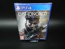 Dishonored - Death of The Outsider - PS4 Game - Gesealed