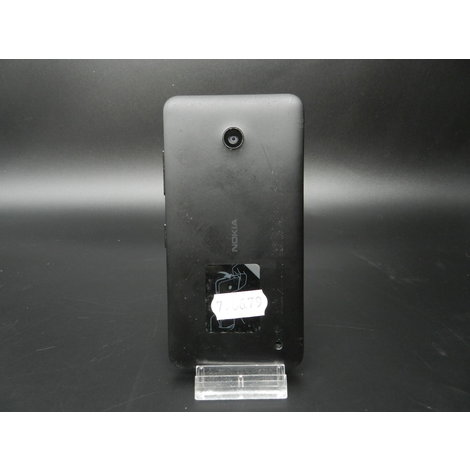 Microsoft Lumia 630 8 GB Zwart in Goede Staat