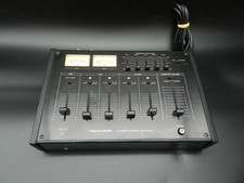 Realistic Vintage Realistic Stereo Mixing Console 4-kanaals - In Goede Staat