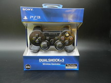 Sony Sony DualShock PlayStation 3 Controller Zwart Nieuw In Doos