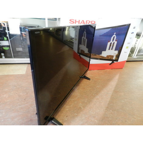 Sharp Aquos I3010 Series 32 Inch Led HD TV - In Goede Staat