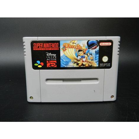 Pinocchio - Super Nintendo