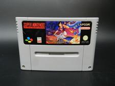 Nintendo Aladdin - Super Nintendo Game SNES
