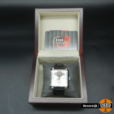 Zen Zen By Medart W007701 Heren Horloge - Automaat - In Goede Staat
