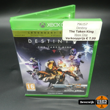Destiny - The Taken King - Xbox One | In goede staat