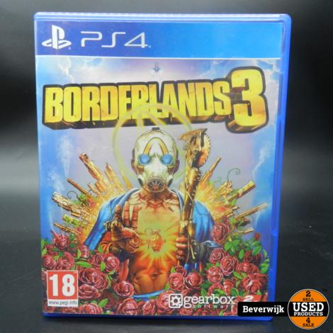 Borderlands PS4 Game