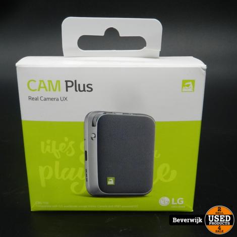 LG Cam Plus | 1200 mAh | Nieuw!
