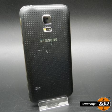 Samsung Galaxy S5 Mini 16GB - Nette staat - Simlockvrij + Garantie