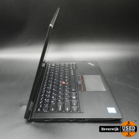 Lenovo Thinkpad Yoga 260 i3 8GB RAM 128GB SSD