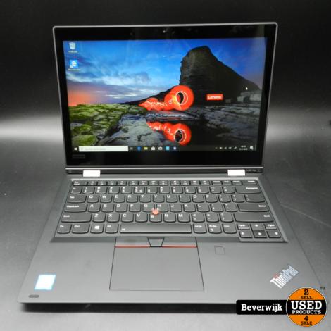 Lenovo Thinkpad L390 Yoga i5 8GB 256GB SSD In Nette Staat