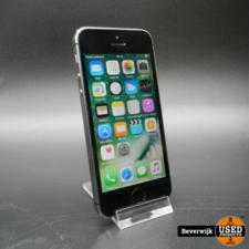 Apple iPhone 5S 16GB Black in prima staat