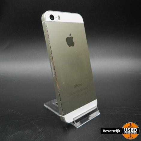 iPhone 5S 16GB Goud - In Goede Staat