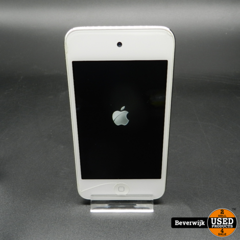 iPod Touch 4e Generatie Wit - In Goede Staat