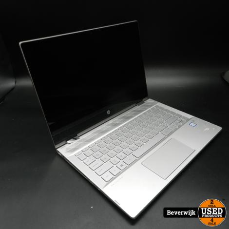 HP Pavilion x360 14-cd1800nd - i3-8e Gen - 128 SSD - Touchscreen - In Nette Staat