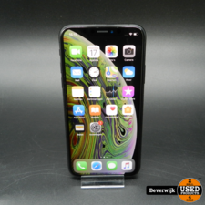Apple iPhone XS 64GB Space Gray - Accu 92% - In NETTE Staat
