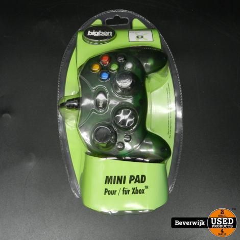 Big Ben Mini Pad Xbox 1 Controller - Nieuw