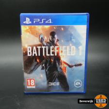Sony Battlefield 1 - PS4
