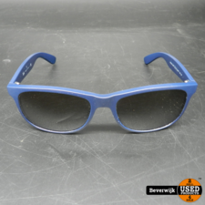 Rayban Ray-Ban RB 4202 Andy Blauw Zonnebril - In Goede Staat