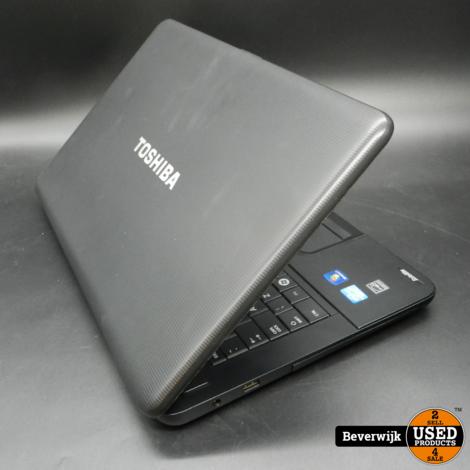 Toshiba Satellite C870-15L Core i3-2310 500GB - In Goede Staat