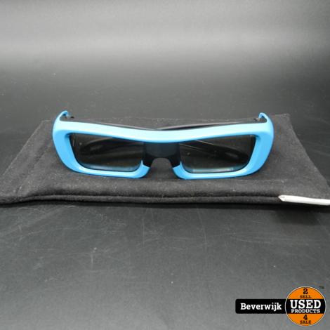 Sony TDG-BR50 | 3D Glasses | Blauw | In Prima Staat