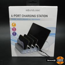 Soundlogic Soundlogic 4-Port Charging station | In Goede Staat