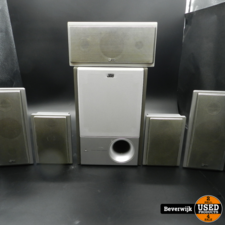 JVC Surround Set JVC SP-PW100 / LG LHS-D6530V