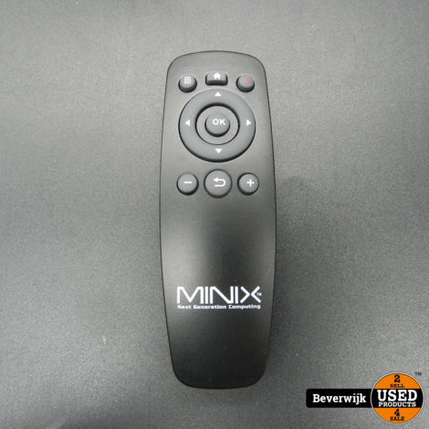 Minix Neo X Media Hub - In Goede Staat