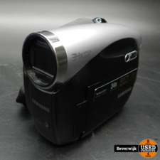 Samsung Samsung VP-DX105/E DVD Digitale Videorecorder - In Goede Staat