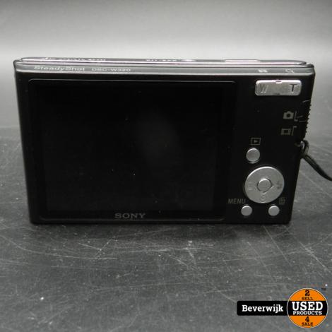 Sony DSC-W320   In Goede Staat