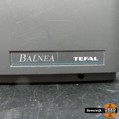 Tefal Balnea | Mobiele Kachel | In gebruikte staat