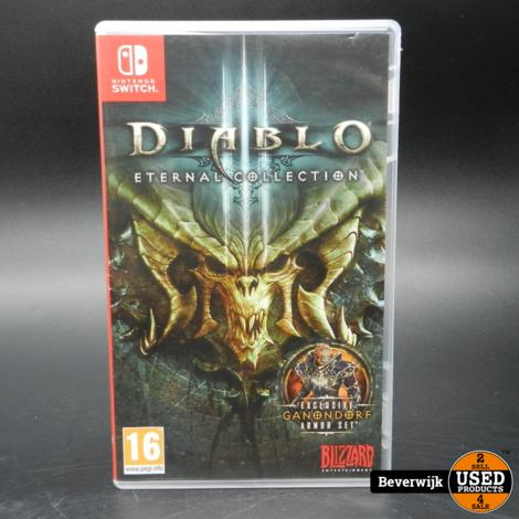 DIABLO 3: Eternal Collection - Nintendo Switch Game