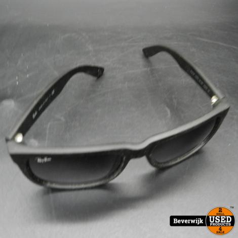 Ray-Ban 4165 Zonnebril Kunststof Zwarte Glazen In Goede Staat